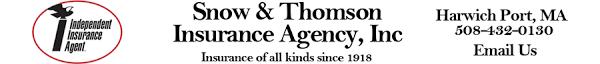 Snow & Thomson Insurance