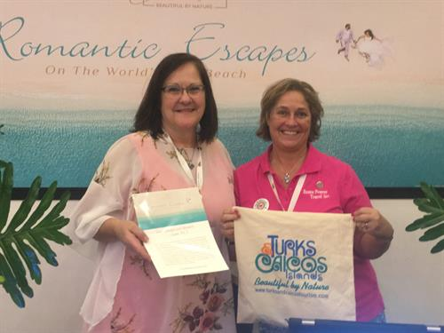 SPT loves Turks and Caicos and I think they love SPT!