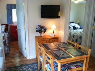 Duplex Cottage A interior