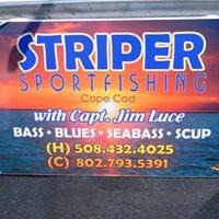 Striper Sportfishing/Cape Cod