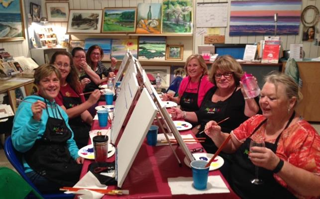 451 ART GALLERY and MakeARt Lessons & Events