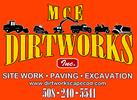 M.C.E. Dirtworks, Inc.