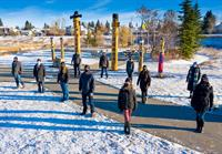 Airdrie Chamber encourages community to Wear it Proud