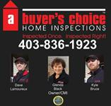 A Buyer's Choice Home Inspections - Airdrie