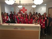 First-Aid4All withe the Red Cross Emergency Response Team in BC during the Wildfires of 2017.