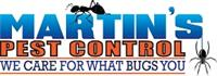 Martin's Pest Control Inc.