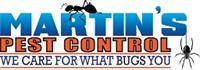 Martin's Pest Control Inc. - Airdrie