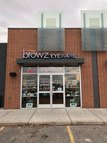 Welcome to Browz Eyeware