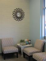 Patient Seating Area