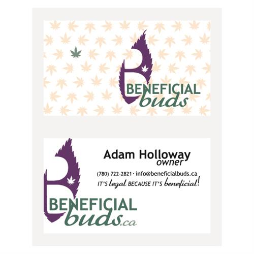 Beneficial Buds Business Cards