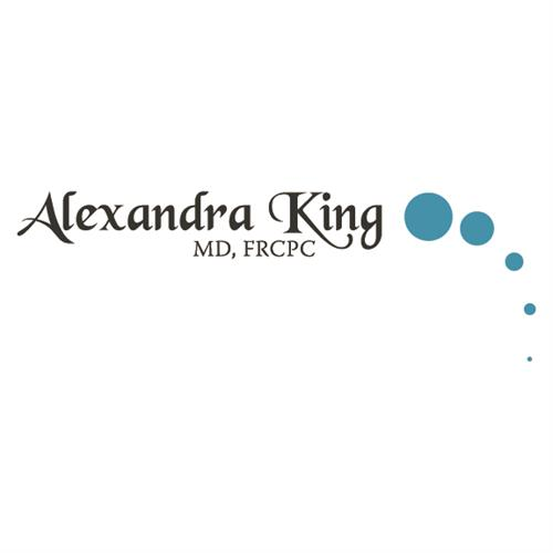 Dr. Alexandra King Logo