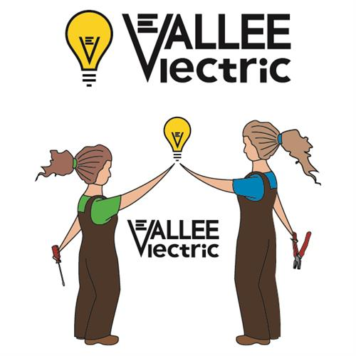 Vallee Electric Logo