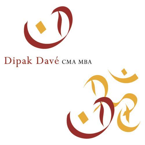 Dipak Davé Logo and Expanded Logo