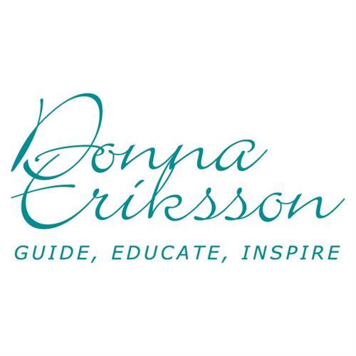 Donna Eriksson Logo