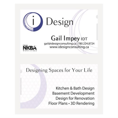 i-Design Business Card