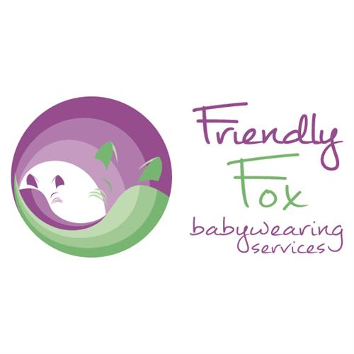 Friendly Fox Babywearing Services Logo