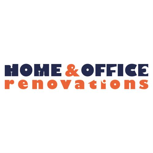 Home & Office Handyman Services Renovations Branch Logo