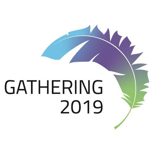 Trauma-Informed Edmonton Gathering 2019 Logo