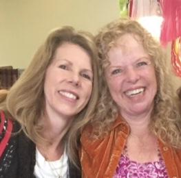 Donna Eden and Melanie Kraska