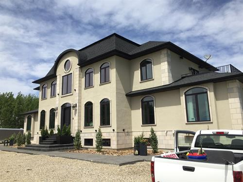 Residential Interior/Exterior Window Clean Wheatland County