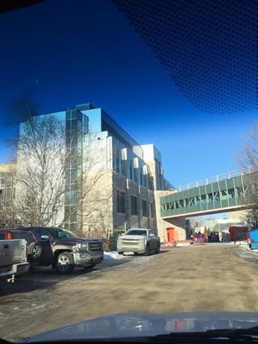Commercial Post-Construction Window Clean Saskatoon