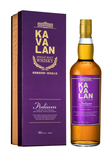 Kavalan Podium Cask Single Malt Whisky