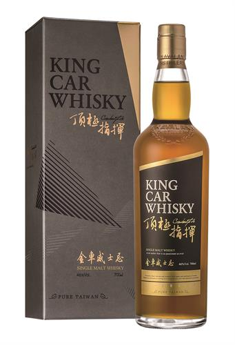 Kavalan King Car Conductor Cask Single Malt Whisky