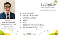 Ankur Goklaney- La Capitale Financial Security