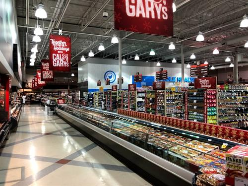Calgary Coop Airdrie Interior and Exterior POP Signs