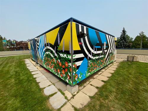 Public Art for Calgary Public Library
