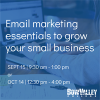Member Event - Email marketing essentials to grow your small business