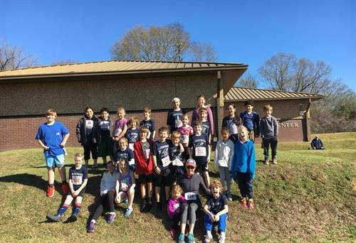 VCS Participates in Vicksburg's Run Thru History