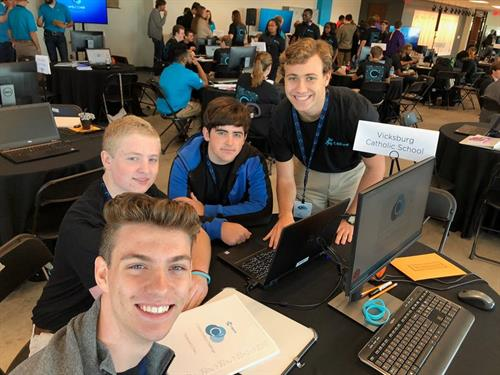 Flashes place within top 10 at C Spire coding competition