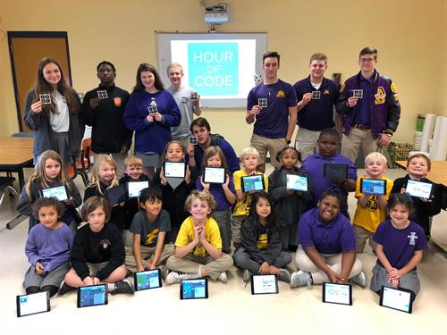 VCS Hour of Code • Computer Science Education Week