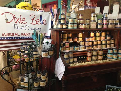 Dixie Belle Chalk Paint & more