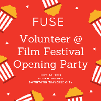 Fuse Volunteer Film Festival Opening Party