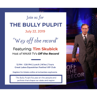 "The Bully Pulpit: ""Way Off the Record"""