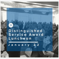 Distinguished Service Award Luncheon 2020