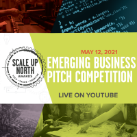 Scale Up North Finals: Emerging Business Award (pitch competition)