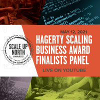 Scale Up North Finals: Scaling Business Award (discussion panel)