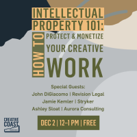 Intellectual Property 101: How to Protect & Monetize Your Creative Work
