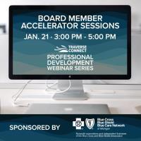 Board Member Accelerator Sessions (2 of 2)