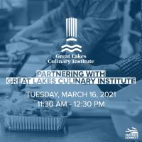 Partnering with Great Lakes Culinary Institute