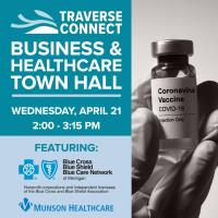 Business and Healthcare Town Hall