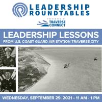 Leadership Lessons from U.S. Coast Guard Air Station Traverse City