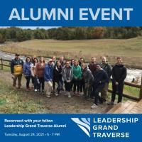 Leadership Grand Traverse Alumni Social