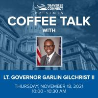 Coffee Talk with LT. Governor Garlin Gilchrist ll