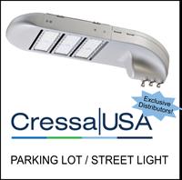 Cressa USA Parking Lot Light - Exclusive Distributor