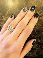 Shellac manicure by Bridgette