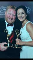 The National Academy of Television, Michigan Chapter awarded the pair for their Health/Science News Feature,